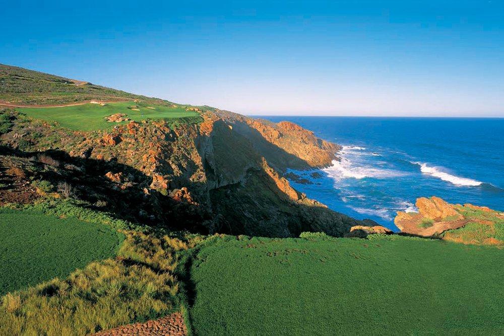 Silvester-Golfreise-Südafrika-Garden-Route-Pinnacle-Point-GC