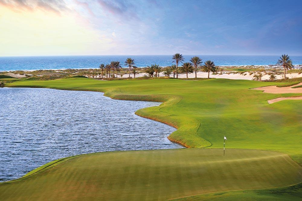 Silvester-Golfreisen-VAE-Abu-Dhabi-Saadiyat-Beach-GC