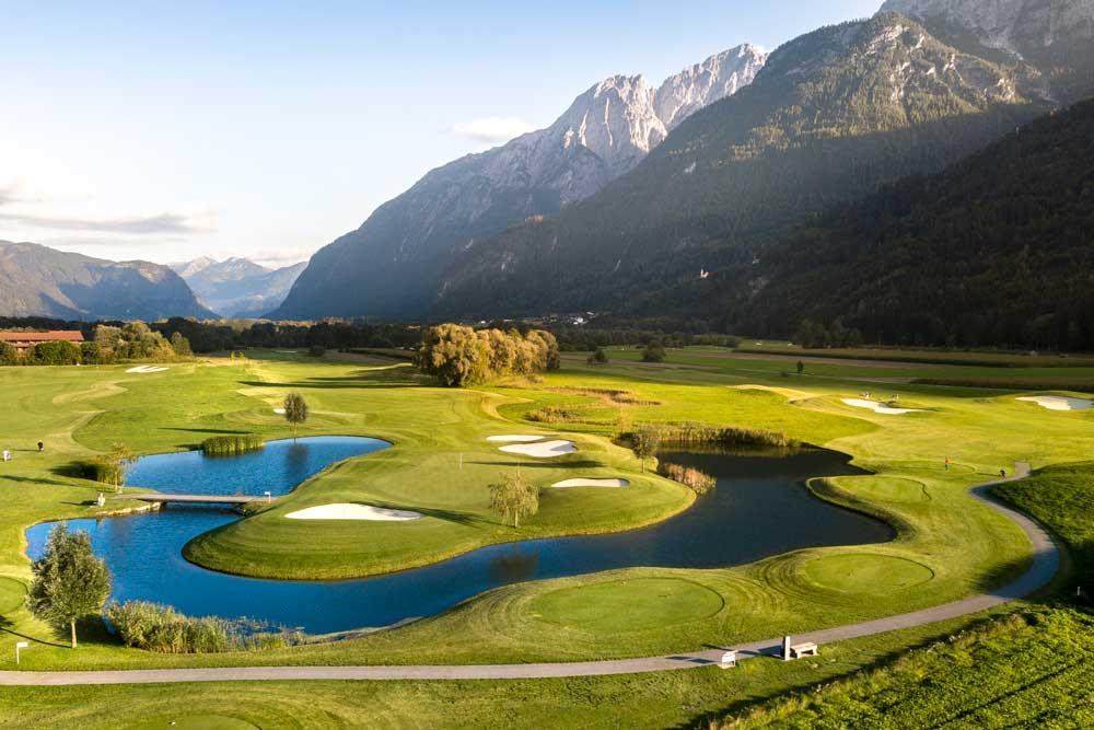 Golf-Gruppenreisen-Österreich-Osttirol-Golfplatz