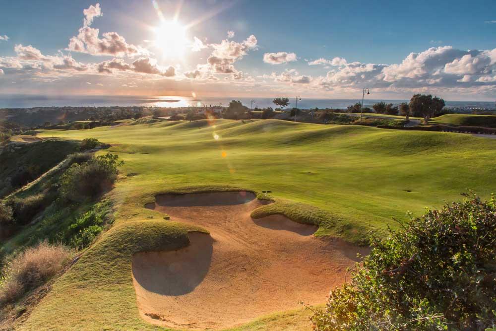 Golf-Gruppenreisen-Zypern-Golfplatz