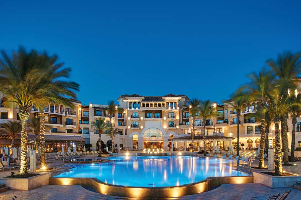 Silvester-Golfreisen-Spanien-Mar-Menor-Caleia-Mar-Menor-Golf-und-Spa-Resort