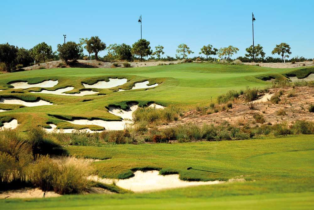 Silvester-Golfreisen-Spanien-Mar-Menor-Hacienda-Riquelme-GC
