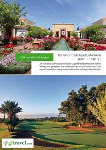 Single-Golfreisen-Robinson-Club-Agadir-2021-Januar-Prospekt-Cover