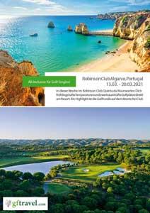 Single-Golfreisen-Algarve-Robinson-2020-november-Prospekt-Cover