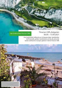 Golf-Gruppenreisen-Thracian-Cliffs-2020-September-Prospekt-Cover