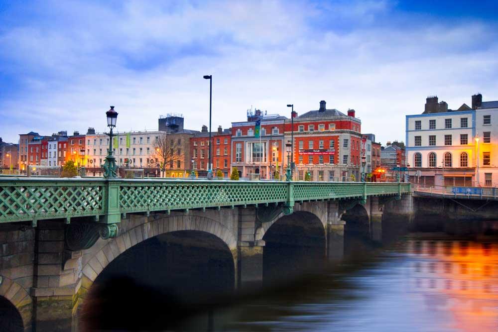 Golf-Kreuzfahrten-Schottland-Irland-Dublin