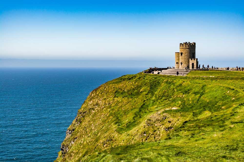 Golf-Kreuzfahrten-Schottland-Irland-Galway