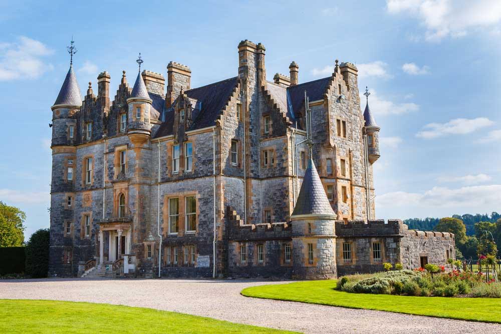 Golf-Kreuzfahrten-Schottland-Irland-Kinsale