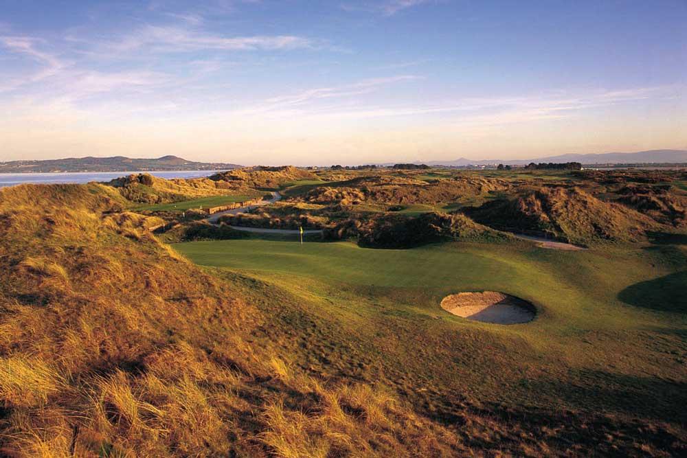 Golf-Kreuzfahrten-Schottland-Irland-Portmarnock-Old