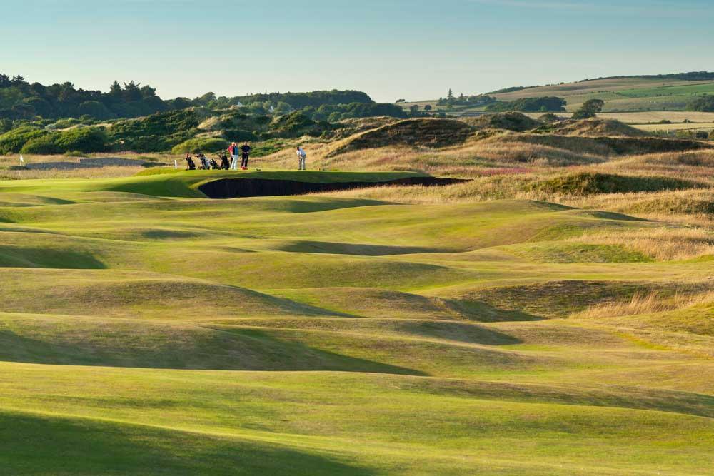 Golf-Kreuzfahrten-Schottland-Irland-Prestwick-Golf