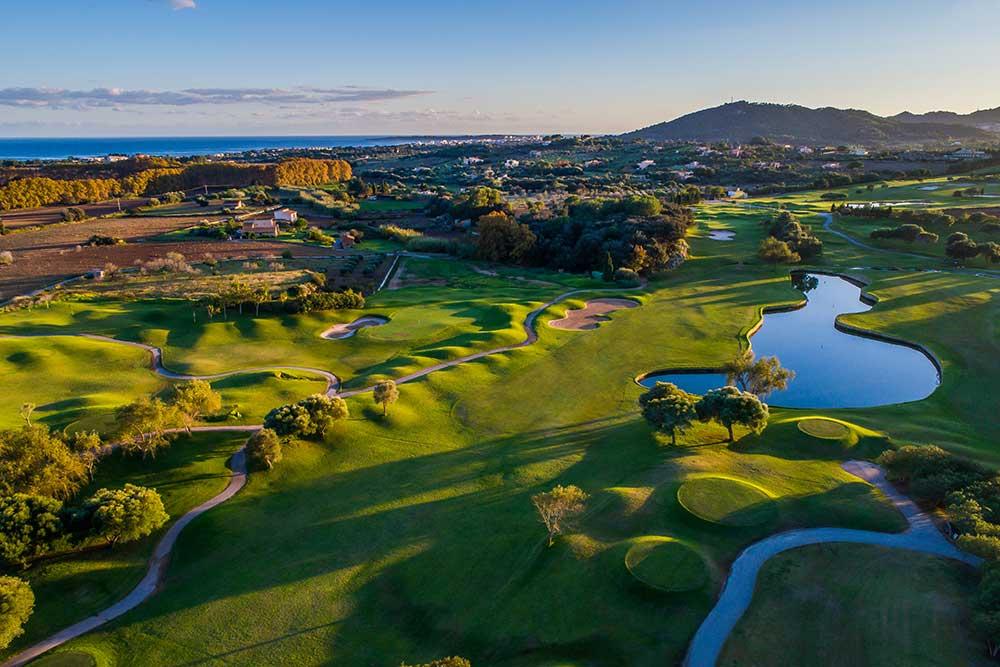 Golf-Gruppenreise-Spanien-Mallorca-Son-Servera-Pula-GC