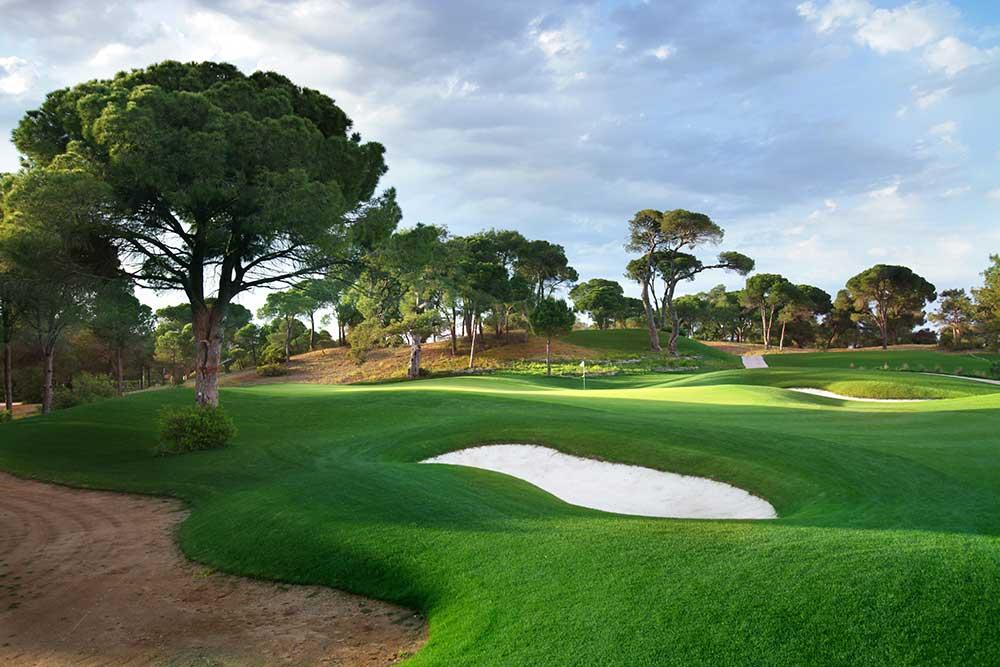 Golf-Gruppenreisen-Türkei-Belek-Montgomerie-Maxx-Golf-Course
